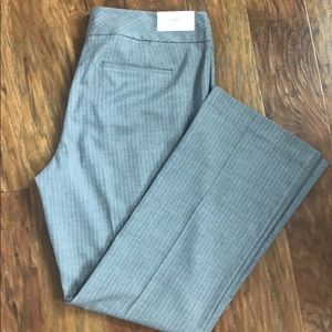 Ann Taylor Curvey Fit Dress Trouser Size 16 NWT